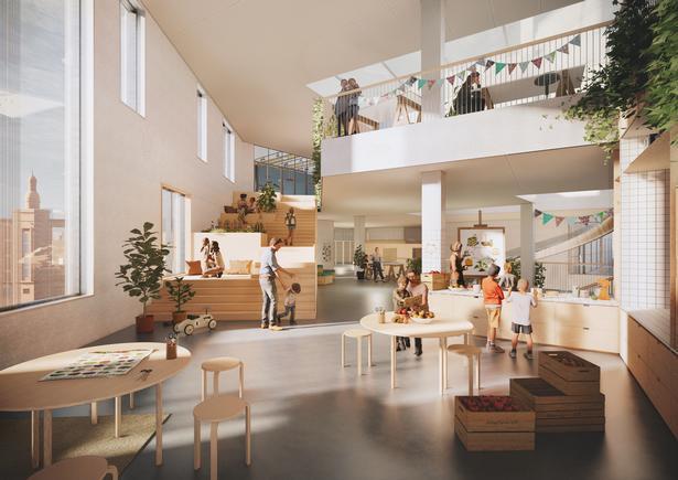 Nord Architects, BBP Arkitekter, BOGL